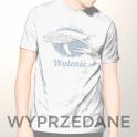Walenie - koszulka męska
