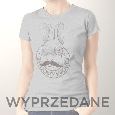 Znajomy Królika - koszulka damska